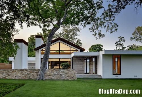 """20170307145922 nha dep 13 """"20 sắc thái"""" của những căn nhà màu trắng hiện đại đẹp miễn chê"""