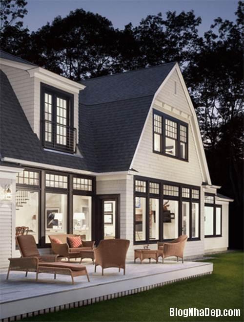 """20170307145922 nha dep 14 """"20 sắc thái"""" của những căn nhà màu trắng hiện đại đẹp miễn chê"""