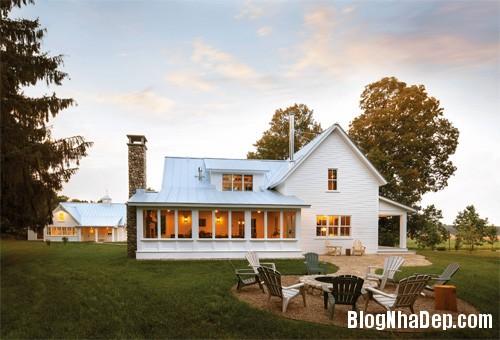 """20170307145922 nha dep 17 """"20 sắc thái"""" của những căn nhà màu trắng hiện đại đẹp miễn chê"""