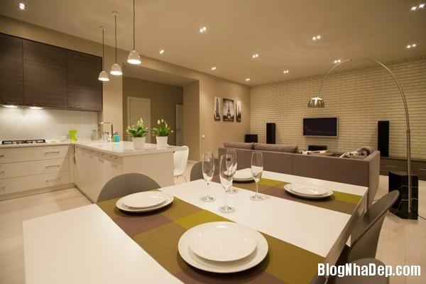 can ho mau be 2 223455145 Kiểu nội thất giản dị nhưng cuốn hút của căn hộ chung cư 45m2