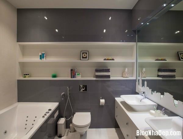 can ho mau be 8 223455326 Kiểu nội thất giản dị nhưng cuốn hút của căn hộ chung cư 45m2