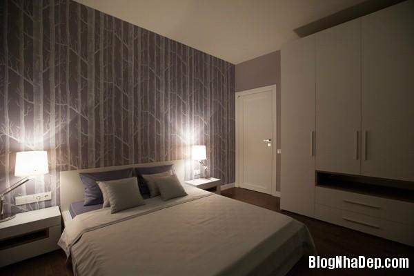 can ho mau be 9 223455354 Kiểu nội thất giản dị nhưng cuốn hút của căn hộ chung cư 45m2