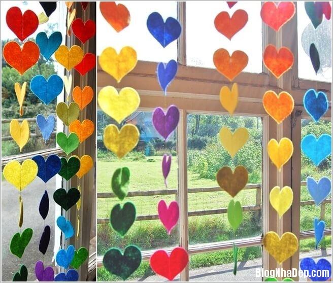 trang tri 5 1491321470 15 cách trang trí sáng tạo cho cửa sổ đẹp lung linh