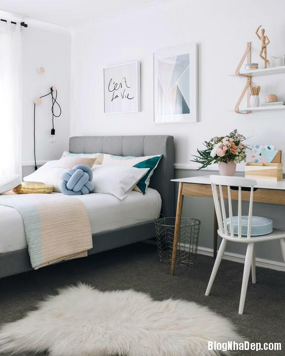 2 1490432217 Những mẫu giường tuyệt đẹp cho phòng ngủ nhà bạn