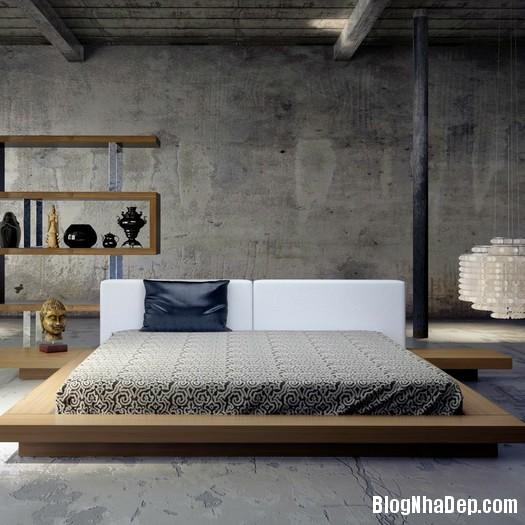 6 1490432292 Những mẫu giường tuyệt đẹp cho phòng ngủ nhà bạn
