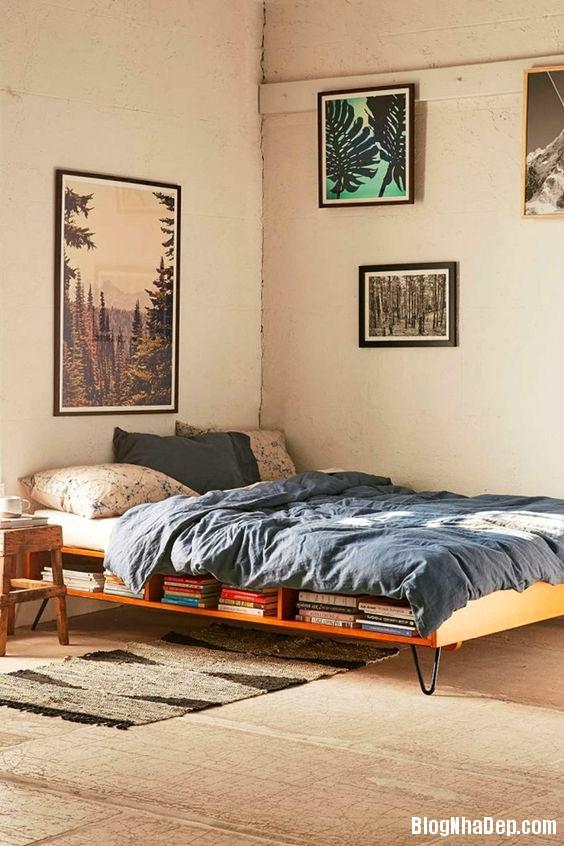 7 14904323191 Những mẫu giường tuyệt đẹp cho phòng ngủ nhà bạn