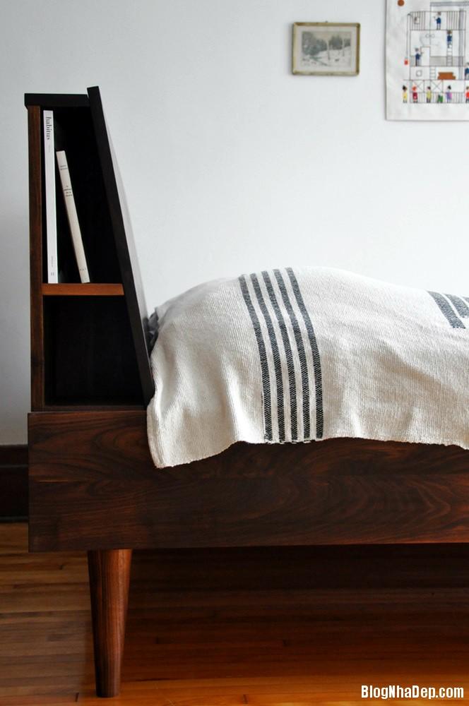 8 1490432417 Những mẫu giường tuyệt đẹp cho phòng ngủ nhà bạn