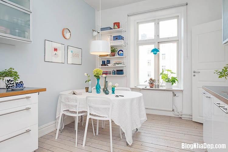 thiet ke can ho dep phong cach scandinavian 10 Thiết kế nội thất căn hộ chung cư đẹp theo phong cách scandinavian