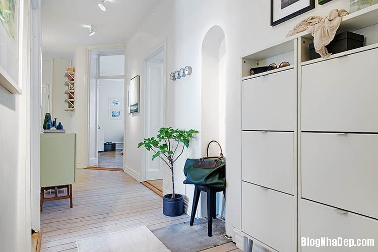 thiet ke can ho dep phong cach scandinavian 14 Thiết kế nội thất căn hộ chung cư đẹp theo phong cách scandinavian