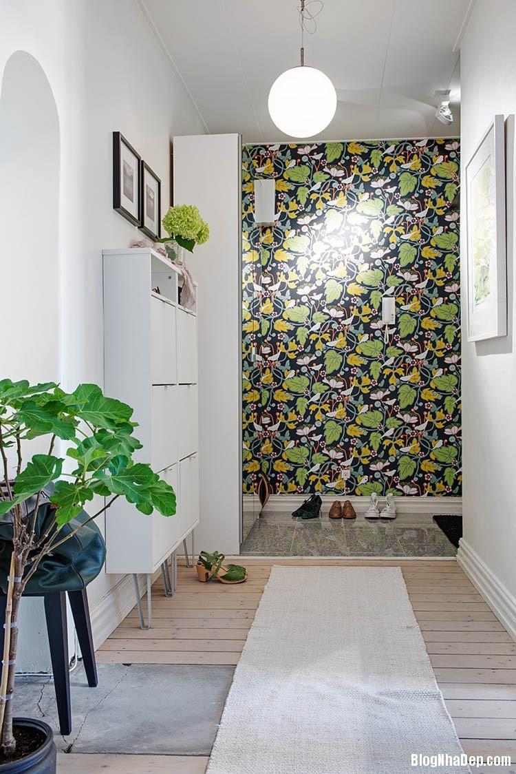 thiet ke can ho dep phong cach scandinavian 15 Thiết kế nội thất căn hộ chung cư đẹp theo phong cách scandinavian