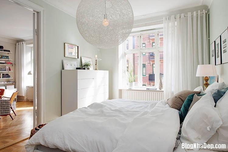 thiet ke can ho dep phong cach scandinavian 17 Thiết kế nội thất căn hộ chung cư đẹp theo phong cách scandinavian
