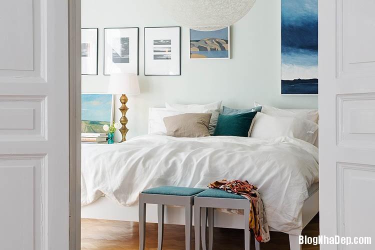 thiet ke can ho dep phong cach scandinavian 19 Thiết kế nội thất căn hộ chung cư đẹp theo phong cách scandinavian