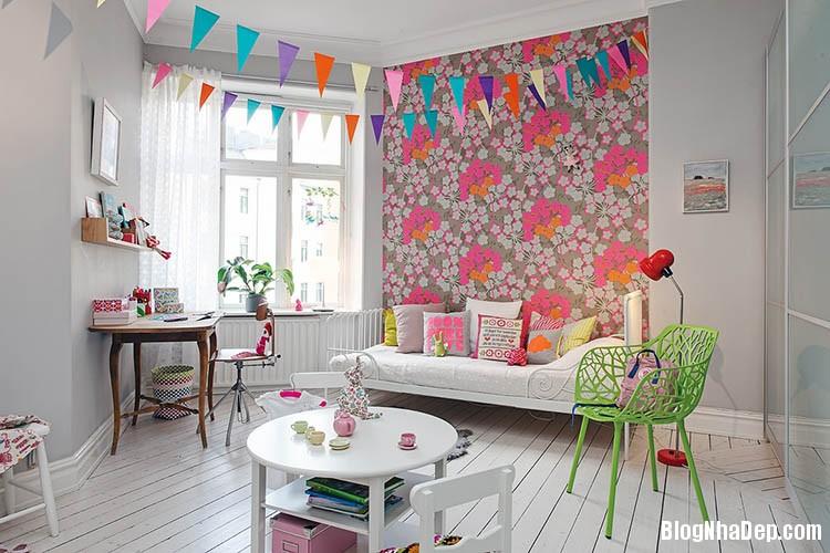 thiet ke can ho dep phong cach scandinavian 22 Thiết kế nội thất căn hộ chung cư đẹp theo phong cách scandinavian