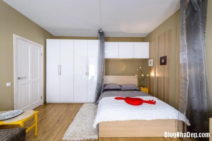 015540l 7 Thiết kế căn hộ 25m2 này khiến cho những cô nàng độc thân phải phát thèm
