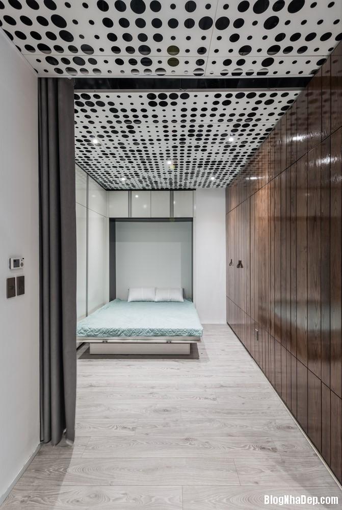 075716l 10 Mẫu căn hộ 110m2 ở Hà Nội lột xác sang trọng nhờ thiết kế mở và gỗ công nghiệp