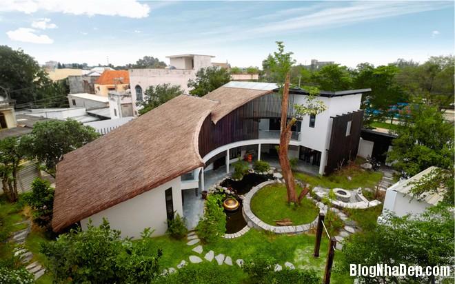 074631l 2 Không gian đẹp bất ngờ trong ngôi nhà mái lá bình yên ở giữa thành phố Biên Hòa