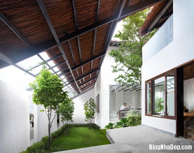 074631l 5 Không gian đẹp bất ngờ trong ngôi nhà mái lá bình yên ở giữa thành phố Biên Hòa