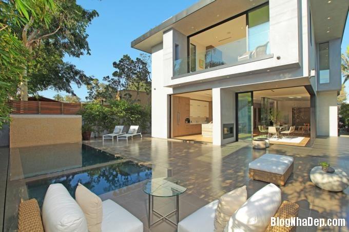 022023l 6 Mẫu biệt thự 2 tầng có bể bơi sang trọng như khu resort cao cấp