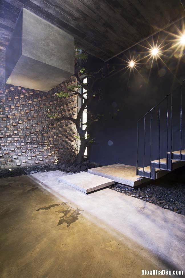 mau nha pho dep tai ha noi 10 Mẫu nhà phố đẹp với thiết kế đầy phá cách tại Hà Nội