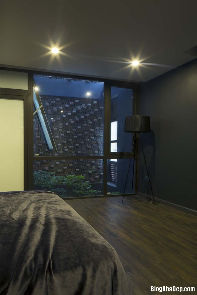 mau nha pho dep tai ha noi 24 Mẫu nhà phố đẹp với thiết kế đầy phá cách tại Hà Nội