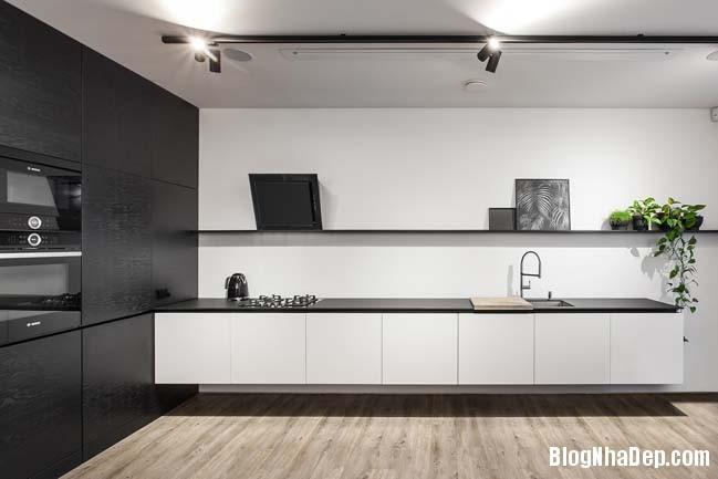 nha pho nho dep 2 tang 04 Mẫu thiết kế đẹp dành cho nhà phố nhỏ 2 tầng 1 phòng ngủ