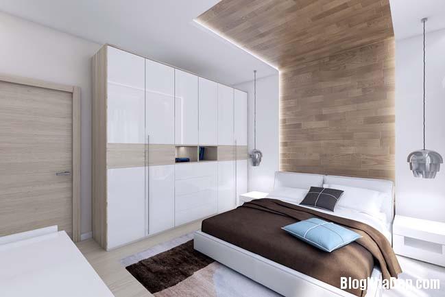 mau thiet ke nha pho dep 051 Mẫu nội thất nhà phố cực đẹp với tông màu sáng trang nhã