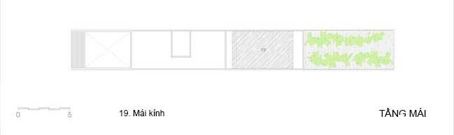 mau nha pho dep 19 Mẫu nhà phố đẹp 4 tầng mang tên là Kính Vạn Hoa