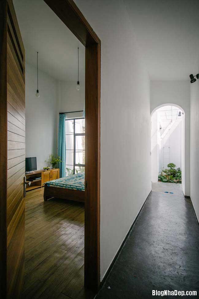 nha dep 1 tang 08 Mẫu thiết kế nhà đẹp 1 tầng ngập tràn ánh sáng lung linh