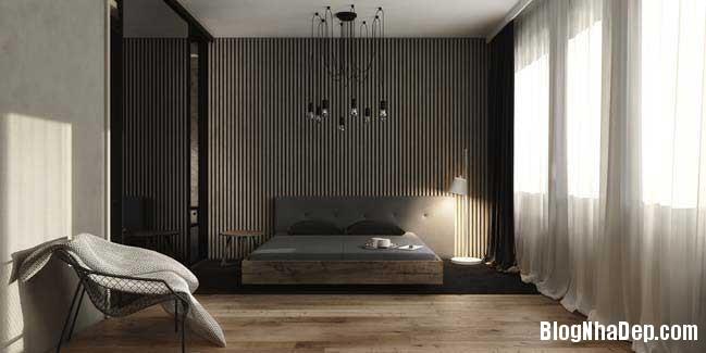 mau nha pho dep voi thiet ke hien dai 12 Nhà phố đẹp với thiết kế nội thất rất hiện đại ấm cúng