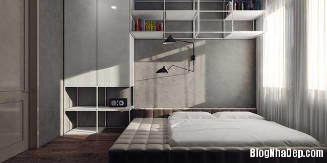 mau nha pho dep voi thiet ke hien dai 21 Nhà phố đẹp với thiết kế nội thất rất hiện đại ấm cúng