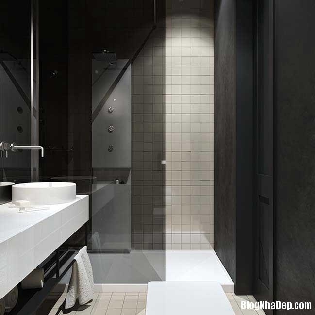 mau nha pho dep voi thiet ke hien dai 25 Nhà phố đẹp với thiết kế nội thất rất hiện đại ấm cúng