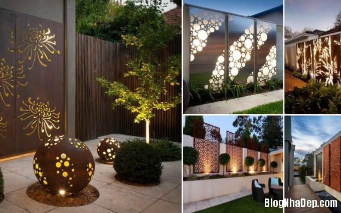 10 IREH Những mẫu hàng rào khiến ngôi nhà của bạn đẹp như tranh vẽ