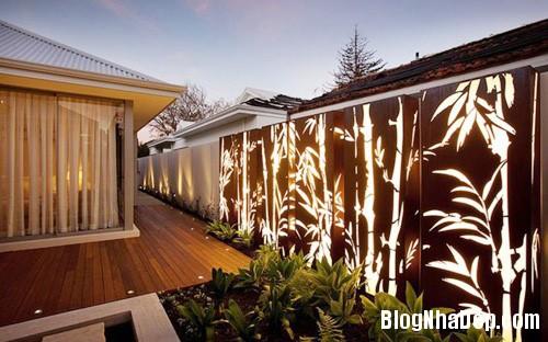 12 UXDB Những mẫu hàng rào khiến ngôi nhà của bạn đẹp như tranh vẽ