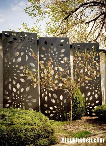 15 RJFI Những mẫu hàng rào khiến ngôi nhà của bạn đẹp như tranh vẽ