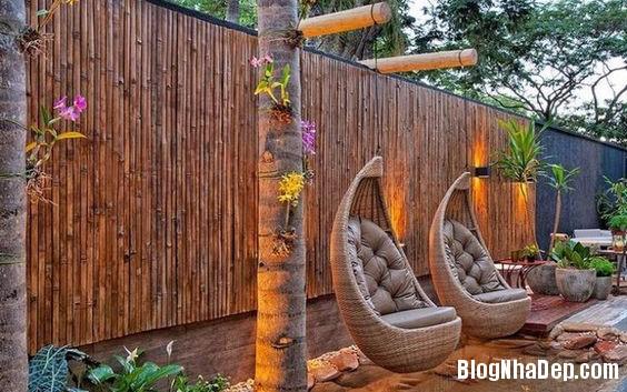 1 KHSW Những mẫu hàng rào khiến ngôi nhà của bạn đẹp như tranh vẽ