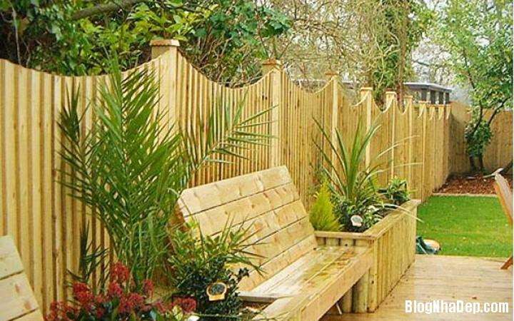 3 UCAI Những mẫu hàng rào khiến ngôi nhà của bạn đẹp như tranh vẽ