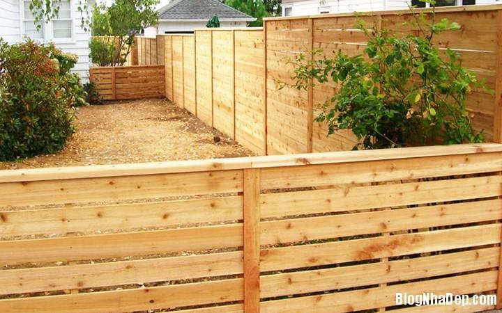 5 NFGR Những mẫu hàng rào khiến ngôi nhà của bạn đẹp như tranh vẽ