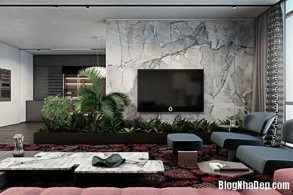 su dung mau nhan tinh te cho khong gian trung tinh 02 Tham khảo cách phối màu dành cho nội thất chung cư hiện đại