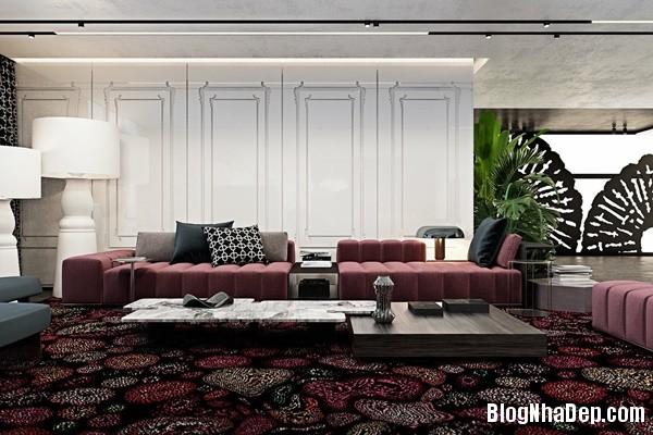 su dung mau nhan tinh te cho khong gian trung tinh 03 Tham khảo cách phối màu dành cho nội thất chung cư hiện đại
