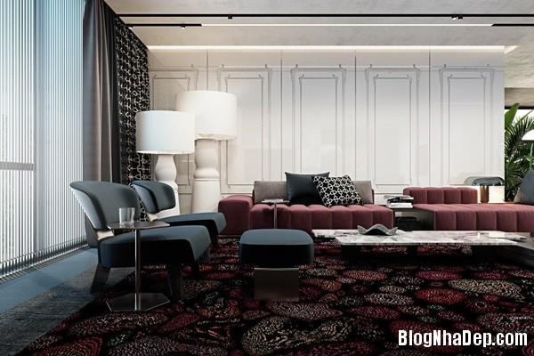 su dung mau nhan tinh te cho khong gian trung tinh 04 Tham khảo cách phối màu dành cho nội thất chung cư hiện đại