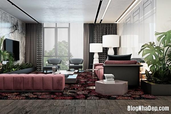 su dung mau nhan tinh te cho khong gian trung tinh 06 Tham khảo cách phối màu dành cho nội thất chung cư hiện đại