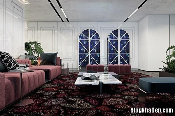 su dung mau nhan tinh te cho khong gian trung tinh 07 Tham khảo cách phối màu dành cho nội thất chung cư hiện đại