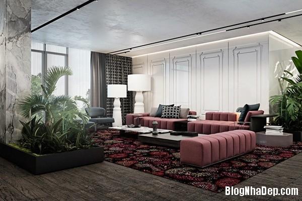 su dung mau nhan tinh te cho khong gian trung tinh 08 Tham khảo cách phối màu dành cho nội thất chung cư hiện đại