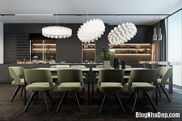 su dung mau nhan tinh te cho khong gian trung tinh 11 Tham khảo cách phối màu dành cho nội thất chung cư hiện đại