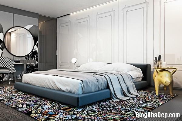 su dung mau nhan tinh te cho khong gian trung tinh 14 Tham khảo cách phối màu dành cho nội thất chung cư hiện đại