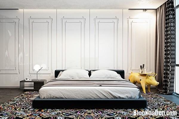 su dung mau nhan tinh te cho khong gian trung tinh 18 Tham khảo cách phối màu dành cho nội thất chung cư hiện đại