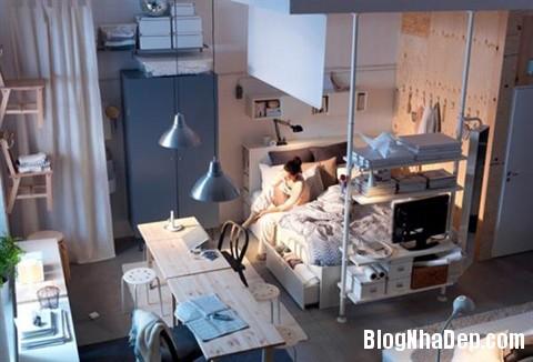 020226 6 large Bí quyết chọn nội thất hợp lý cho phòng ngủ nhỏ