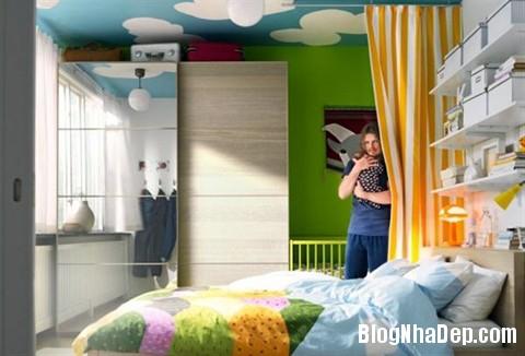 020300 7 large Bí quyết chọn nội thất hợp lý cho phòng ngủ nhỏ
