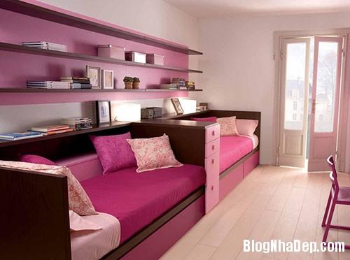ebda970d372a0a9cdf2c104aecd7267e Chắc chắn bé cưng sẽ vô cùng thích thú trước những mẫu phòng ngủ đầy sắc màu như thế này