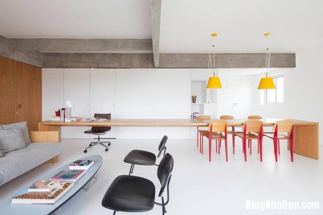 17 Thiết kế tối giản bỏ bớt tường khiến nhà 96 m2 trở nên thật rộng rãi